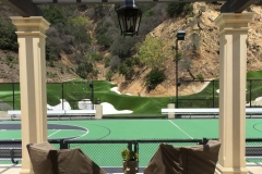 Mark Wahlberg Sport Court
