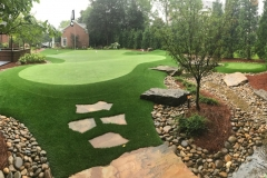 Luxury Golf Green in Nashville