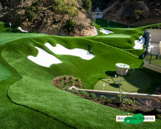 5 Key Backyard Putting Green Installation Questions to Ask Putting Gr In Backyard on